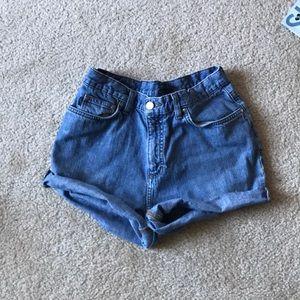 Adorable High Waisted Ralph Lauren Shorts